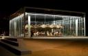 Jane's Carousel at night, shot by Nigel Morris of Nigel Morris Photography