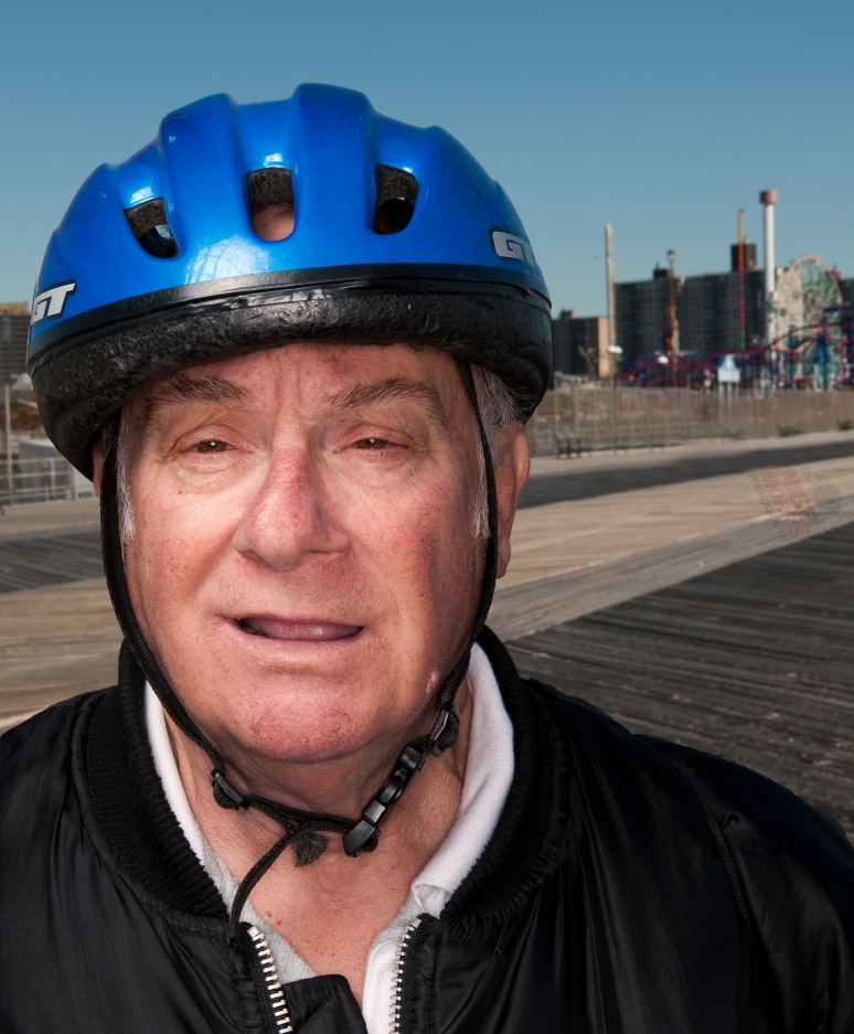 Portrait of Safety, From a Personal Series, Shot by Nigel Morris, of Nigel Morris Photography, Brooklyn, NY, 2011