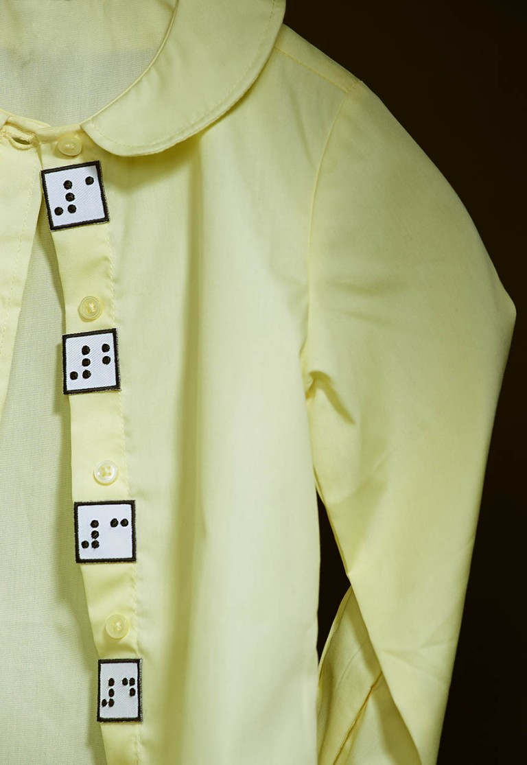 BrailleCodeShirt